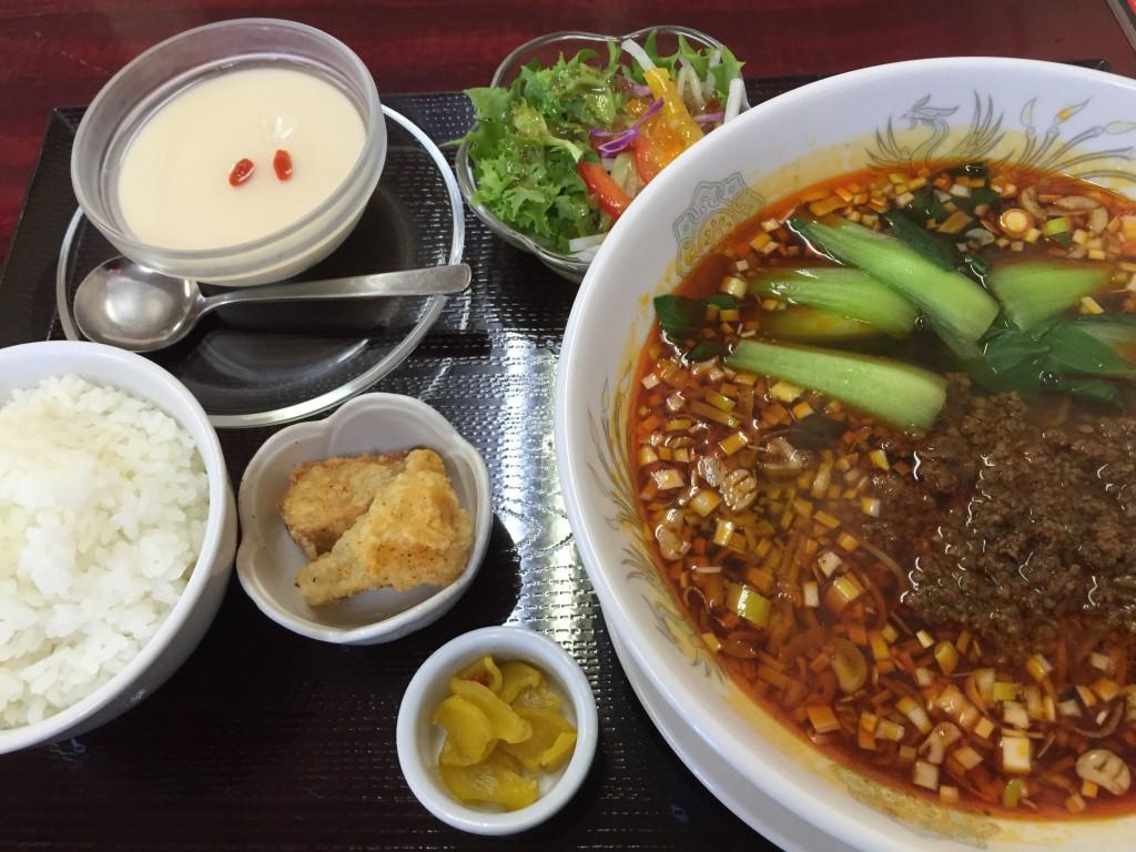 中国四川料理 あらき 酸辣湯麺
